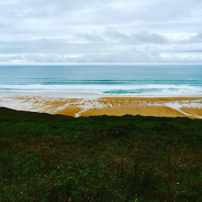 Good to be back on the west coast #shipshapesurfboards #gbd #handmadeinengland #cornwall #watergatebay