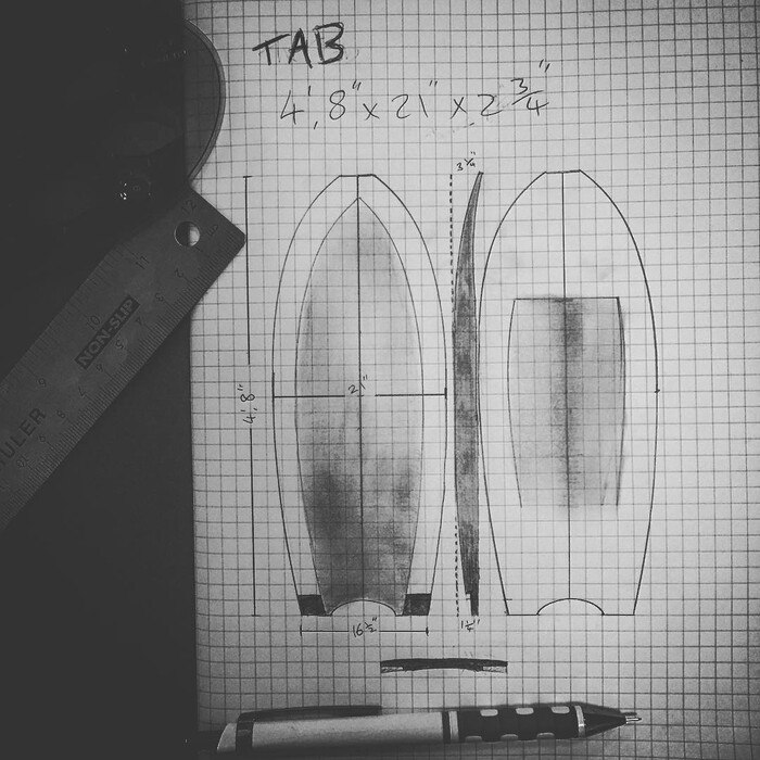 New #finless design #thetab
